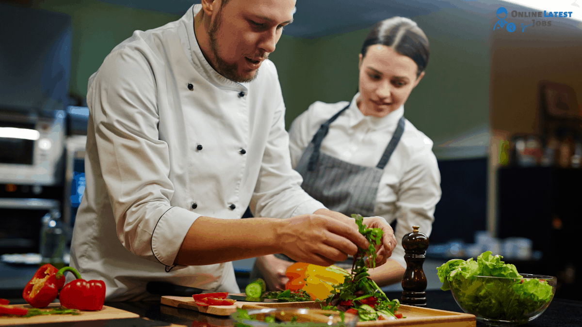 5 Cooks Required In Canada