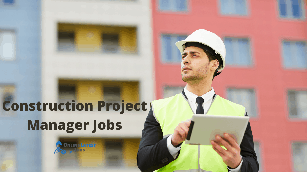 Construction Project Manager Jobs In Canada