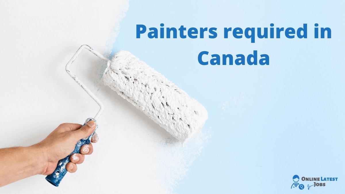 Interior Decorator Painter Jobs In Canada