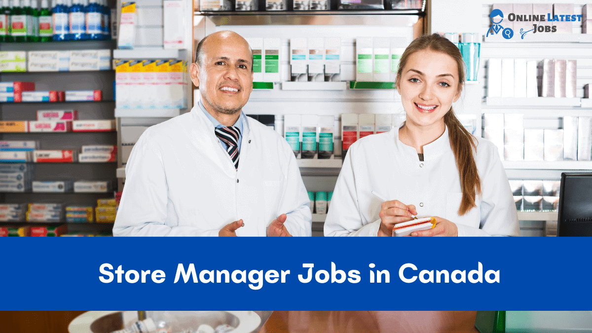 Store Manager Jobs in Canada