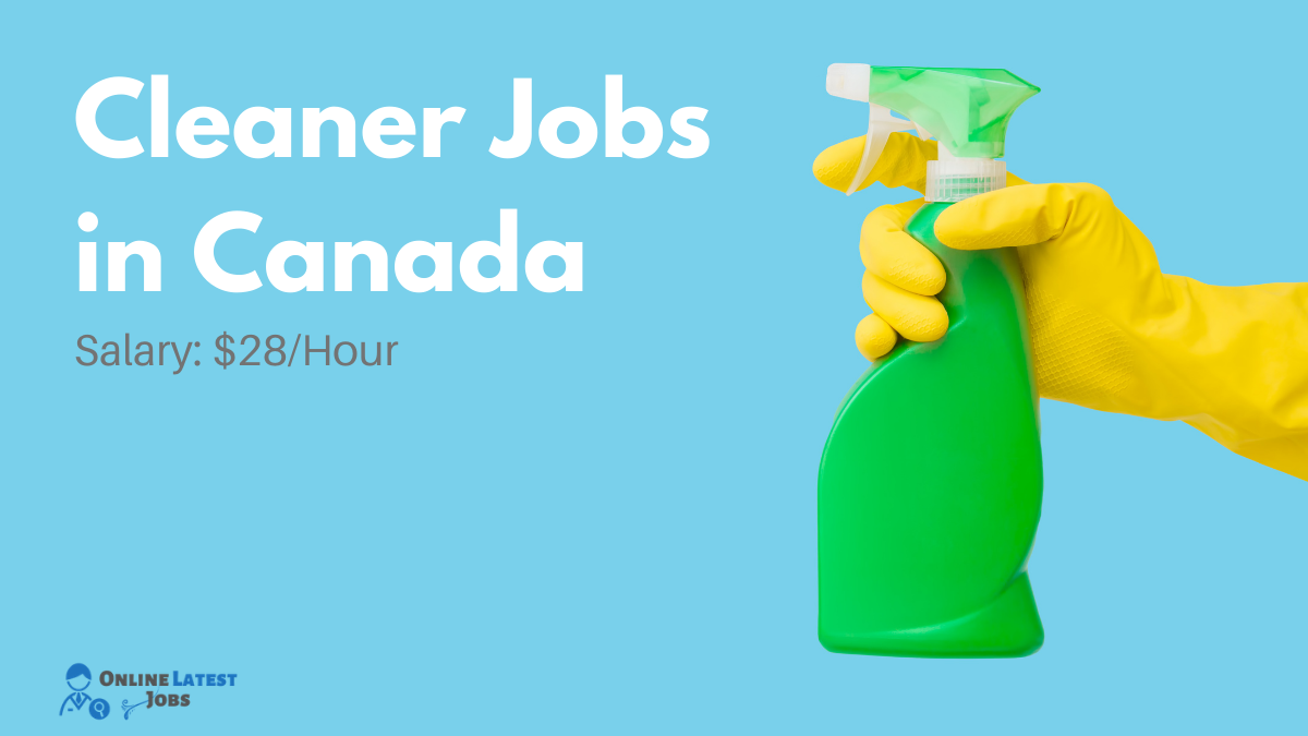 Cleaner Jobs in Canada